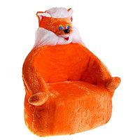 Мягкая игрушка 'Кресло Лиса'