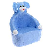 Мягкая игрушка-кресло 'Собака', цвета МИКС