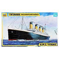 Сборная модель 'Пассажирский лайнер Титаник'
