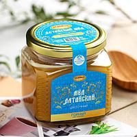 Мёд алтайский горный, натуральный цветочный, 500 г