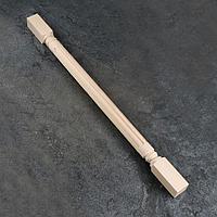 Балясина деревянная 'Римская', 50х50х900 мм, массив бука