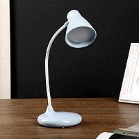 Лампа настольная 'Селлано' 3 режима 5Вт USB МИКС 11х11х32,5 см.