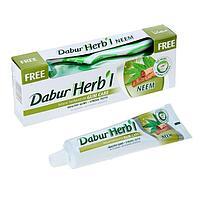 Набор Dabur Herb'l ним зубная паста, 150 г + зубная щётка