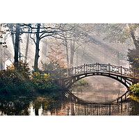 Картины на подрамнике 'Мост в парке' 40*50 см
