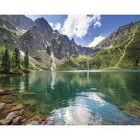 Картины на подрамнике 'Горное озеро' 40*50 см