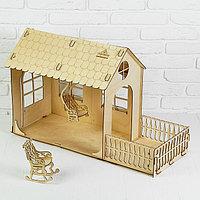 Конструктор 'Малый дом для Барби'