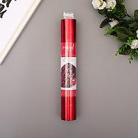 Клеевой винил American Crafts 'Crimson Foil' 30.5х120 см