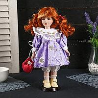 Кукла коллекционная 'Леся' 30 см