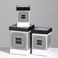 Набор коробок 3 в 1 'Счастье рядом с тобой', 10 x 18, 14 x 23, 17 x 25 см
