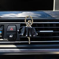 Украшение в дефлектор автомобиля 'Балерина'