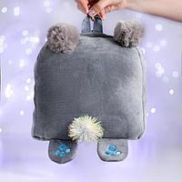Рюкзак детский 'Мишка', 28х28 см
