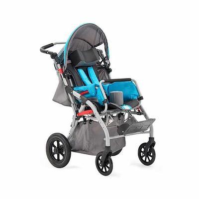 Кресло-коляска для инвалидов Армед H 006 серая
