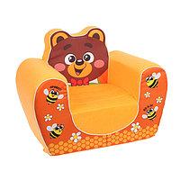 Мягкая игрушка-кресло 'Медвежонок'