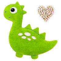 Развивающая игрушка-грелка 'Динозавр'