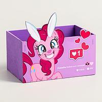 Органайзер для канцелярии 'Пони', My Little Pony, 150 х 100 х 80 мм