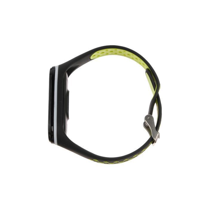 Фитнес-браслет Smarterra Fitmaster TON, 0.96, TFT, IP65, NFC, 90 мАч, чёрно-зеленый - фото 3