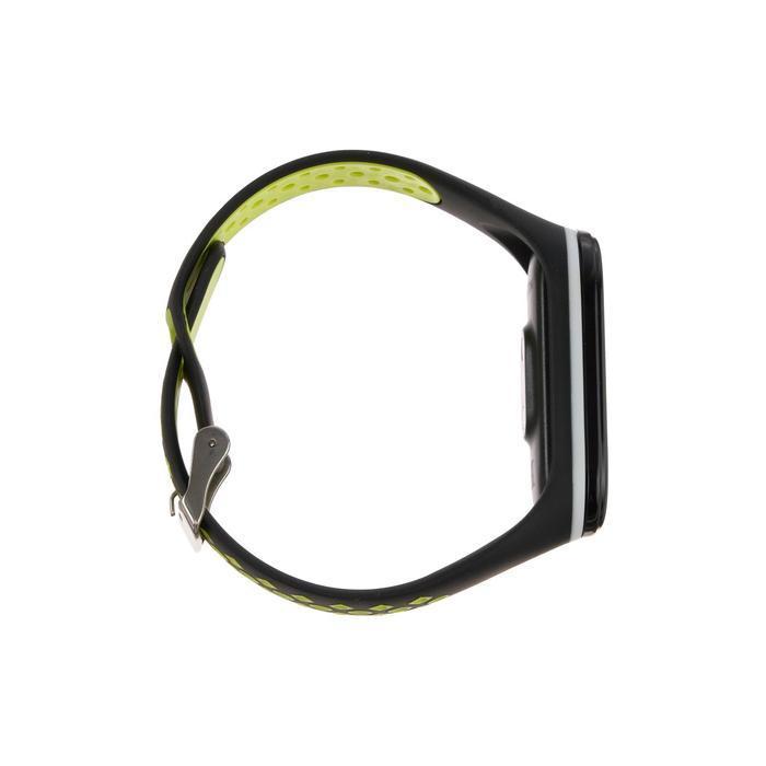 Фитнес-браслет Smarterra Fitmaster TON, 0.96, TFT, IP65, NFC, 90 мАч, чёрно-зеленый - фото 4