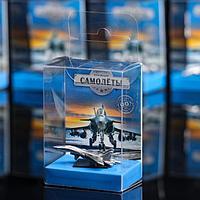 Фигурка 'Коллекция Самолеты. Су-35 ', олово