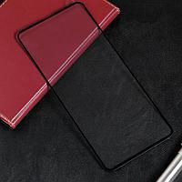 Защитное стекло Red Line для Samsung Galaxy A51, Full Screen, полный клей, черное