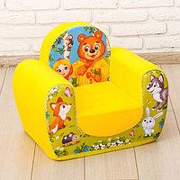 Мягкая игрушка-кресло 'Сказки'