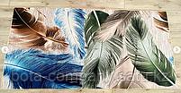 Коврик одинарный бамбуковый 1х2, фото 3