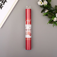 Клеевой винил American Crafts 'Crimson Glitter' 30.5х120 см