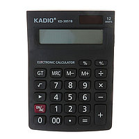 Калькулятор настольный, 12-разрядный, 3851B, двойное питание