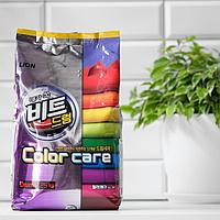 Стиральный порошок CJ Lion Beat Drum Color, автомат, для цветного белья, 2,25 кг