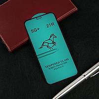 Защитное стекло Red Line для iPhone 12 mini, Full Screen, полный клей, чёрное