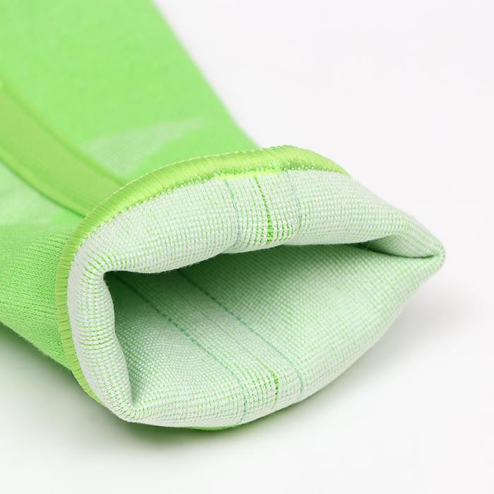 Ортез на коленный сустав, арт. DKN-203(P) (L, зеленый) - фото 8