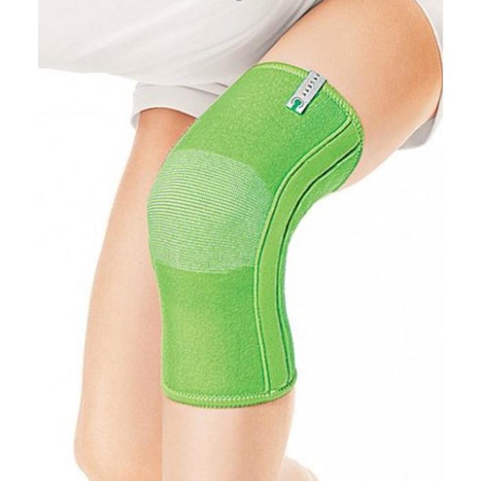 Ортез на коленный сустав, арт. DKN-203(P) (L, зеленый) - фото 9