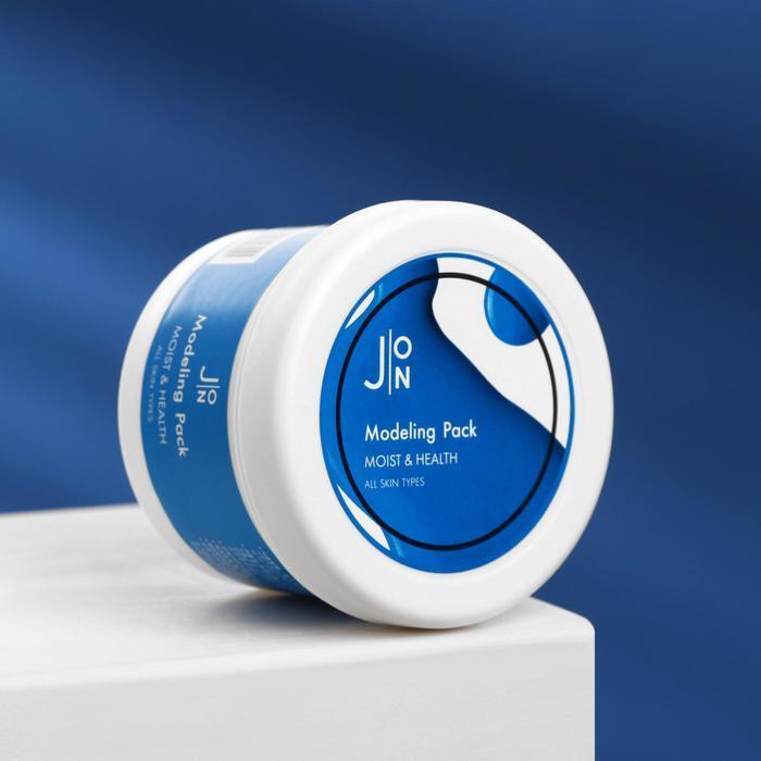 Альгинатная маска для лица УВЛАЖНЕНИЕ/ЗДОРОВЬЕ Moist Health Modeling Pack, 18 гр - фото 2