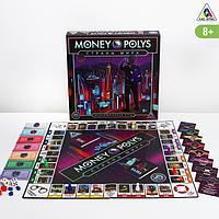 Экономическая игра 'MONEY POLYS. Страны мира', 8+