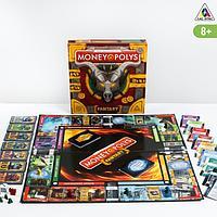Экономическая игра 'MONEY POLYS. Fantasy', 8+