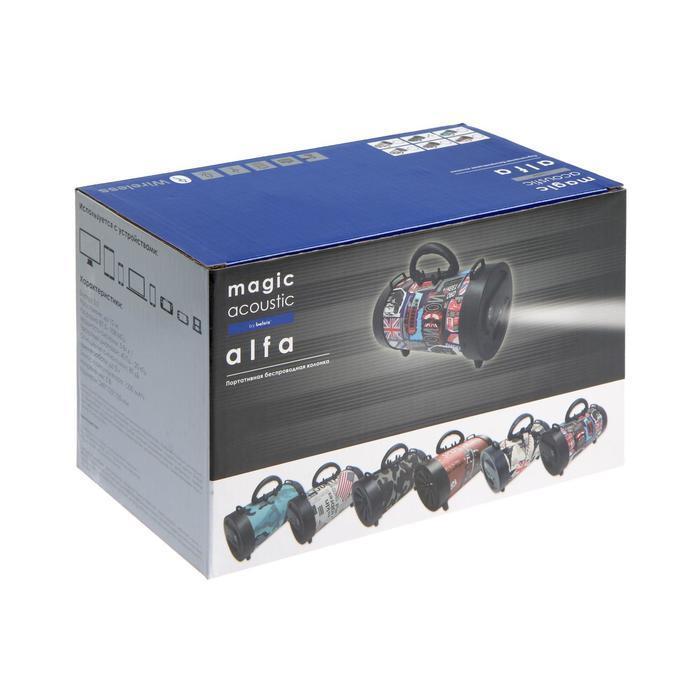 Портативная колонка SK1006MBN, microSD/USB, Bluetooth 5.0, 5 Вт, 1200 мАч, цвет хаки - фото 8