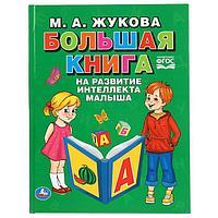 'Большая книга на развитие интеллекта малыша', М.А. Жукова