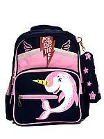Рюкзак для девочек с пеналом