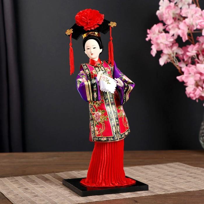 Кукла коллекционная 'Китаянка', МИКС - фото 1