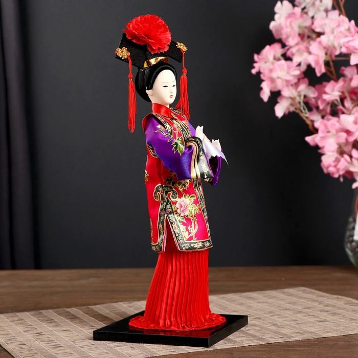 Кукла коллекционная 'Китаянка', МИКС - фото 2