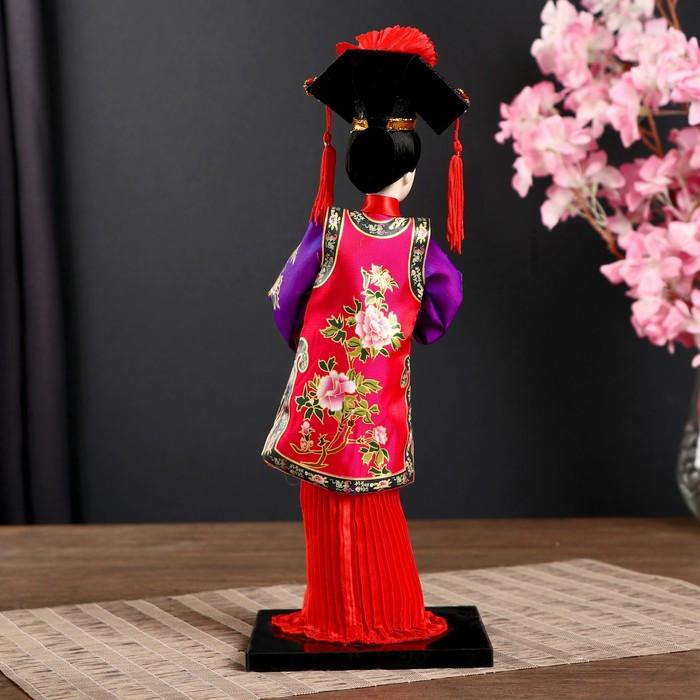 Кукла коллекционная 'Китаянка', МИКС - фото 3