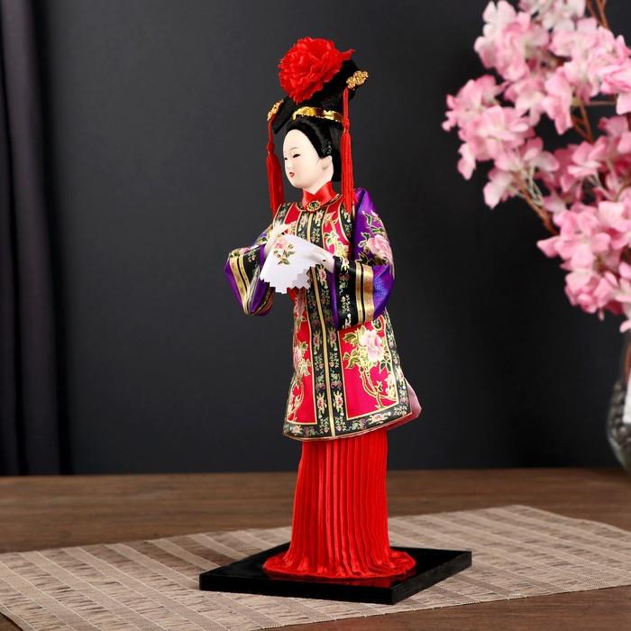 Кукла коллекционная 'Китаянка', МИКС - фото 4