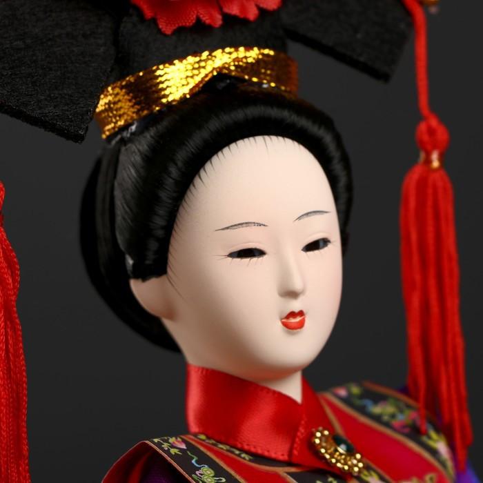 Кукла коллекционная 'Китаянка', МИКС - фото 5