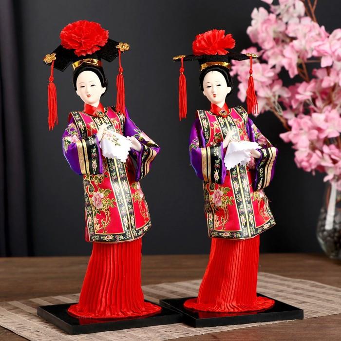 Кукла коллекционная 'Китаянка', МИКС - фото 6
