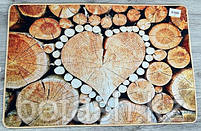 Коврик одинарный бамбуковый 60х90, фото 8