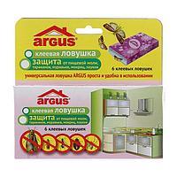 Клеевая ловушка от насекомых 'Argus', набор 6 шт