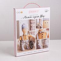 Интерьерная кукла 'Шон', набор для шитья, 18 x 22.5 x 2.5 см