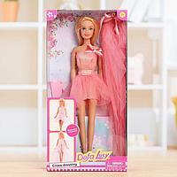 Кукла-модель 'Алла' в платье 2 в 1, МИКС