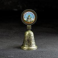 Колокольчик со вставкой 'Ханты-Мансийск'