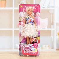 Кукла-модель 'Эльза' в платье, МИКС