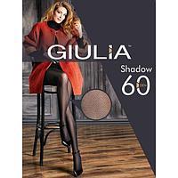 Колготки женские SHADOW 60 ден, цвет чёрный (nero), размер 4 (L)